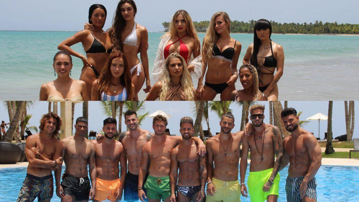 Sexo, mentiras y cintas de vídeo en 'La isla de las tentaciones 2'