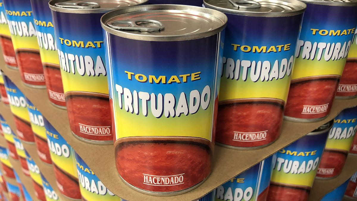 Mercadona compra 180.000 toneladas de tomate de pera