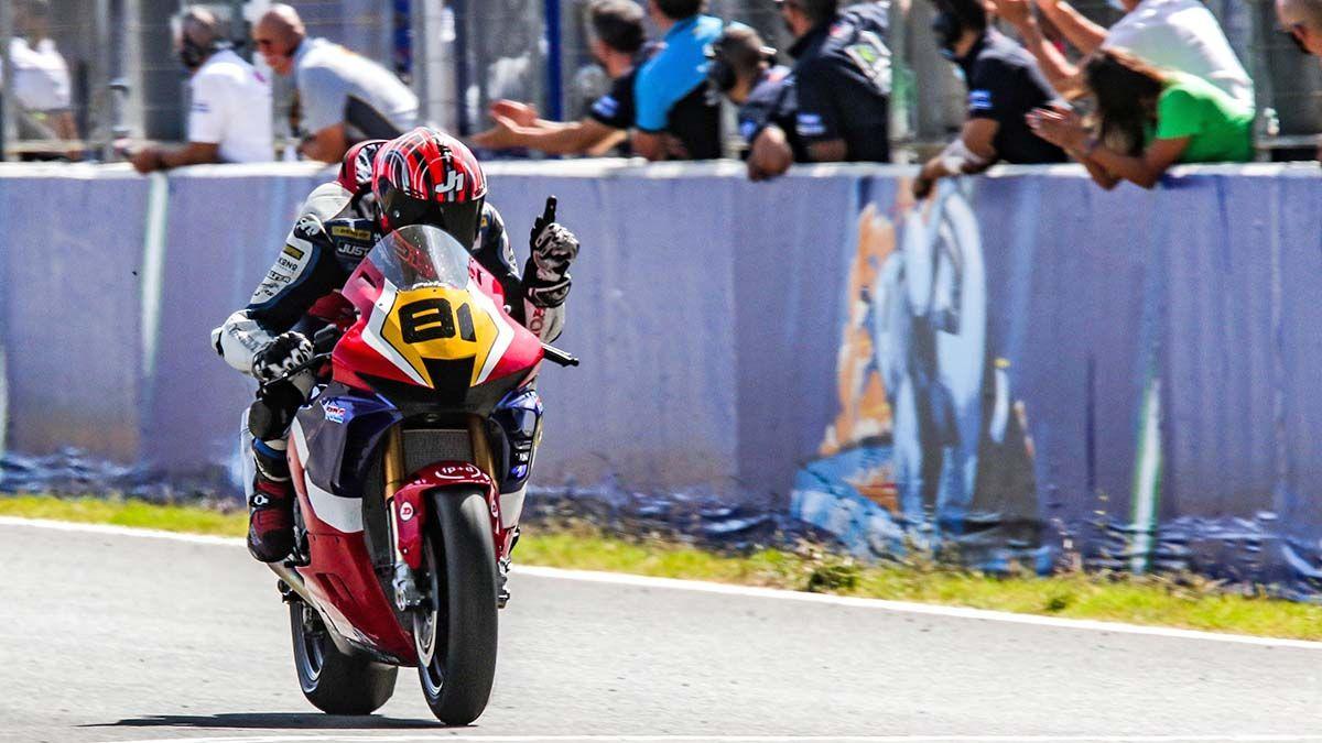Jordi Torres Superbike Circuito de Jerez