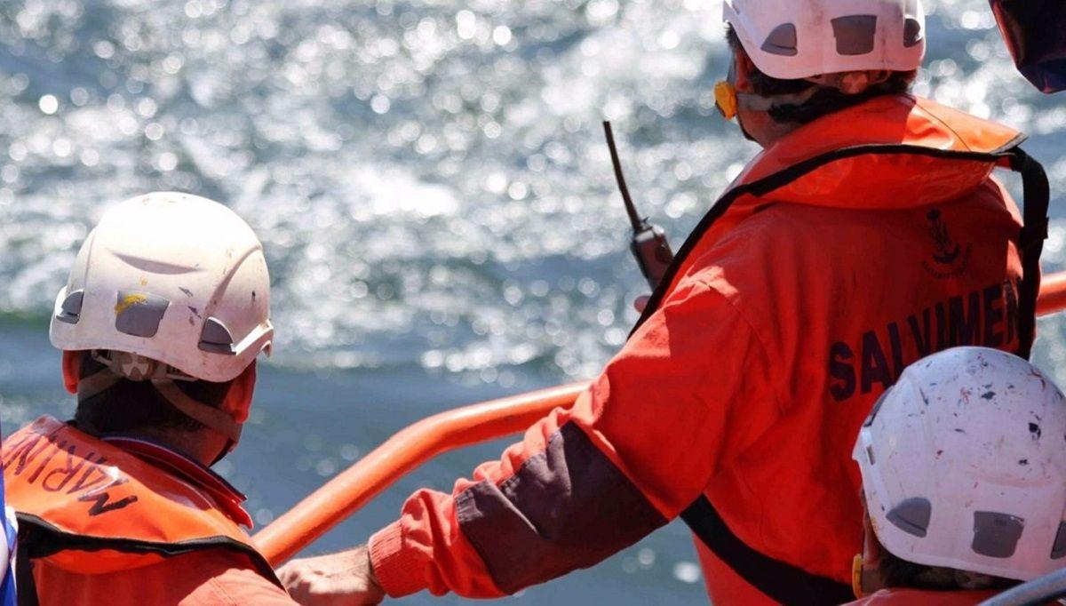 migrantes Salvamento Marítimo Estrecho