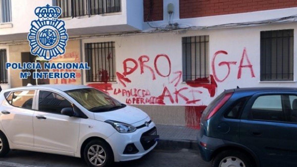 droga venta Cádiz
