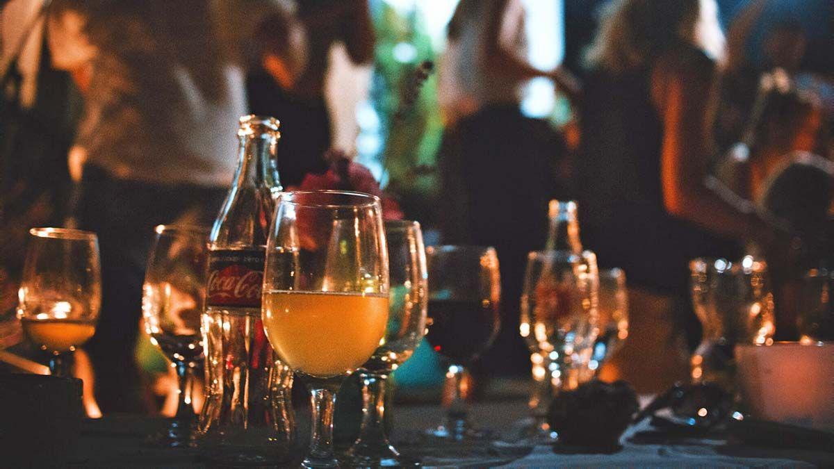 fiesta casa botellón Trebujena