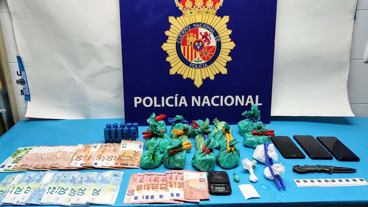 Droga El Puerto cocaína