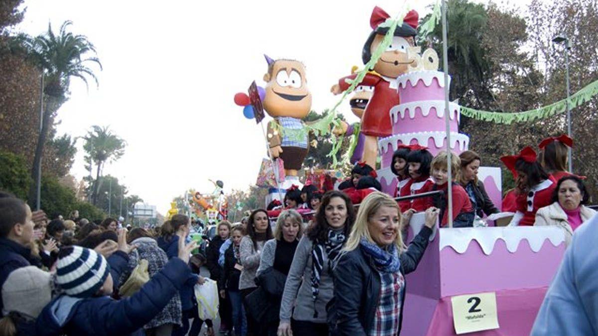 Córdoba se queda sin Cabalgata de Reyes y espectáculo de luz y sonido