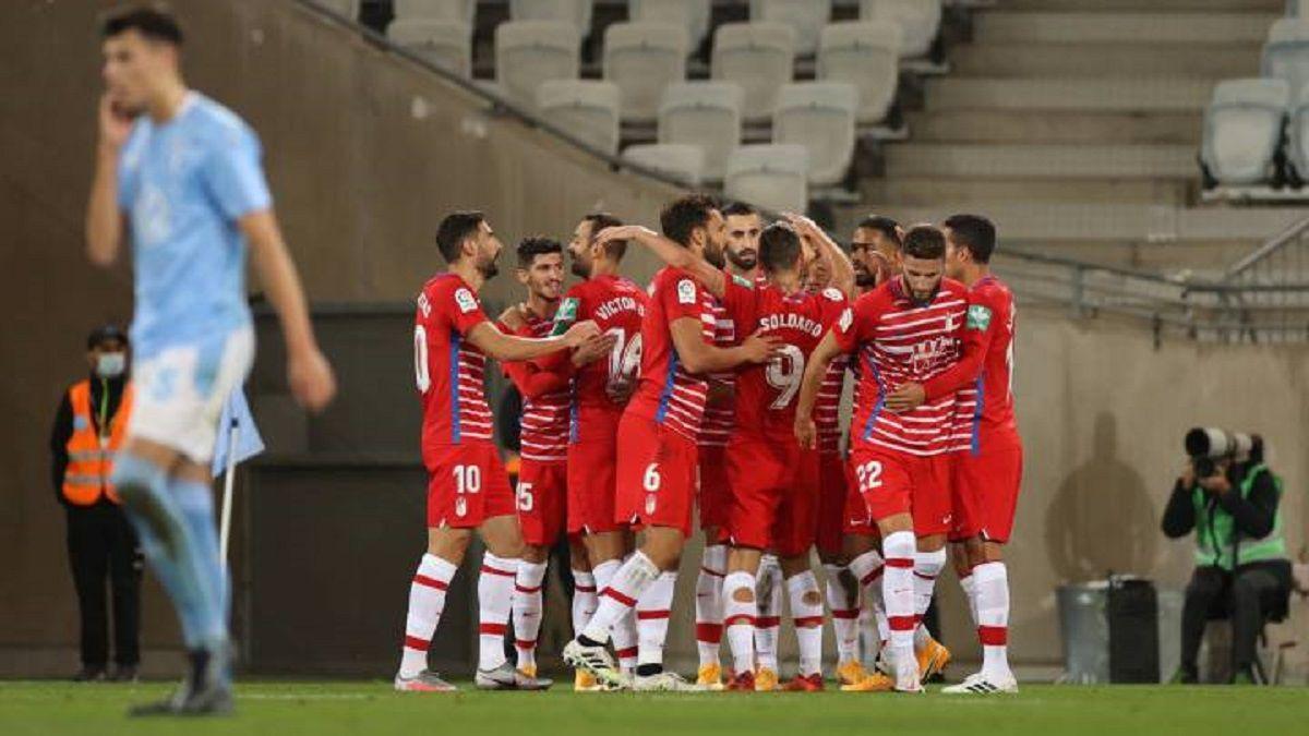 Granada histórico Europa League