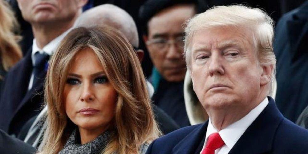 Donal Trump y su esposa dan positivo en Covid-19