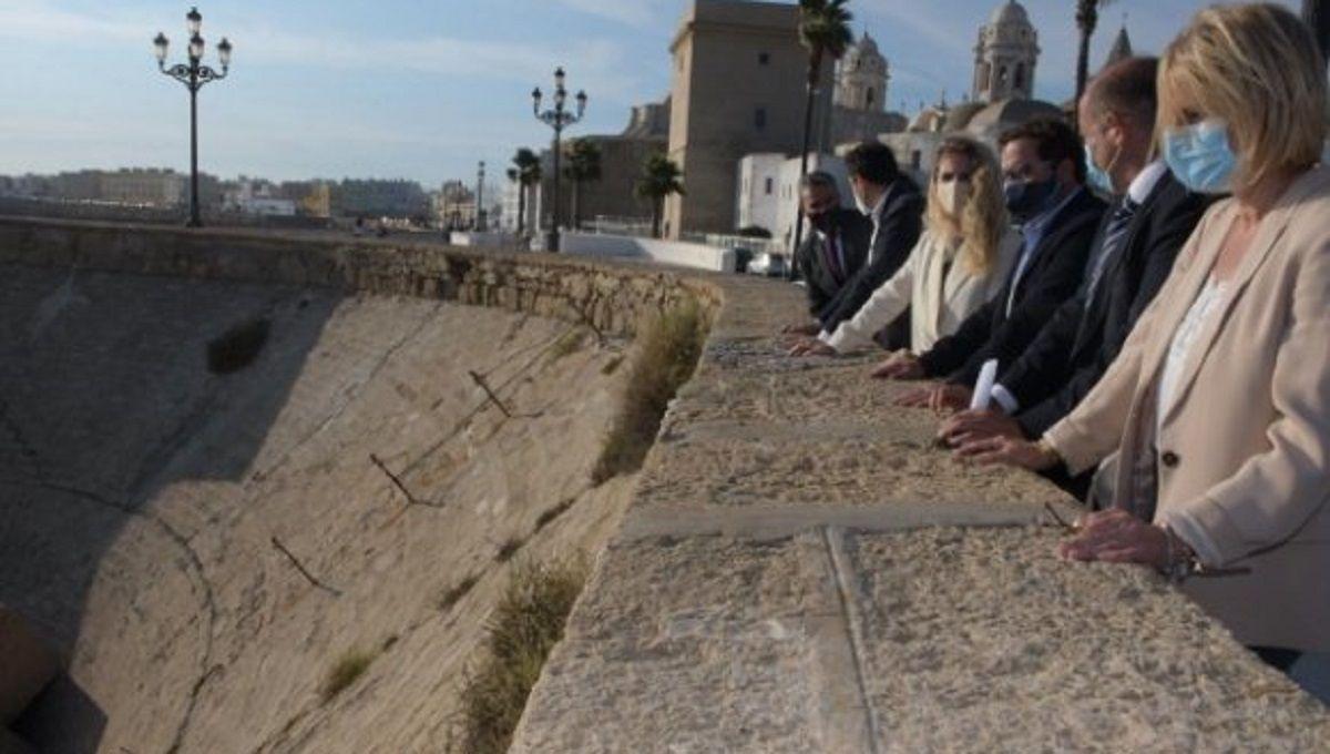 murallas PP Cádiz