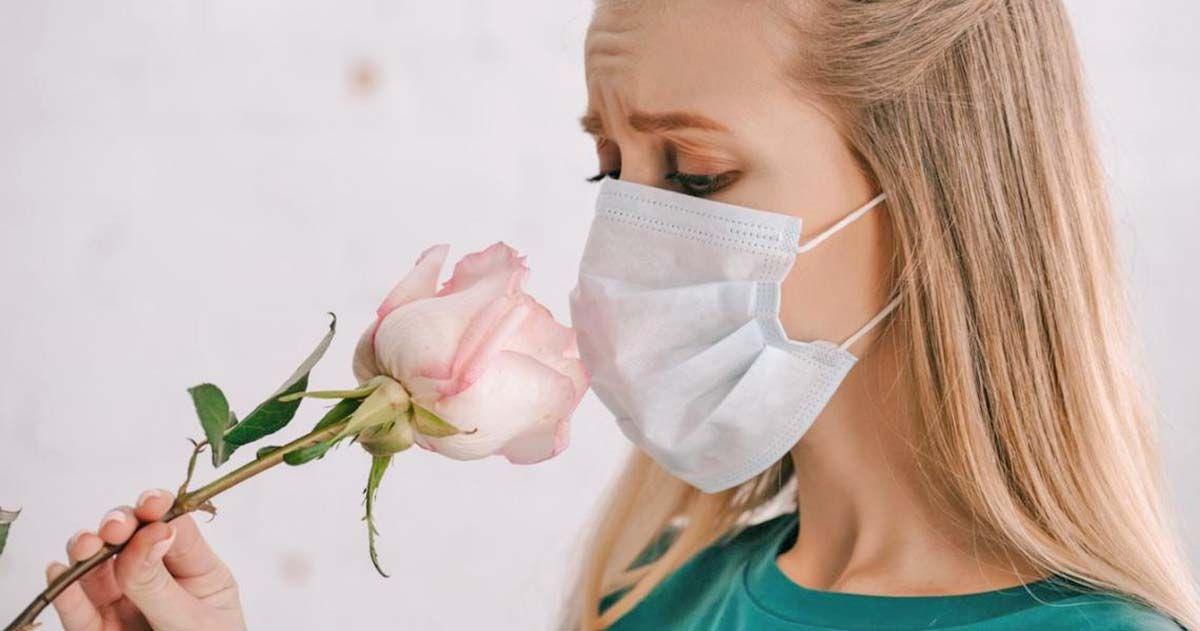 Perdida olfato gusto coronavirus covid-19