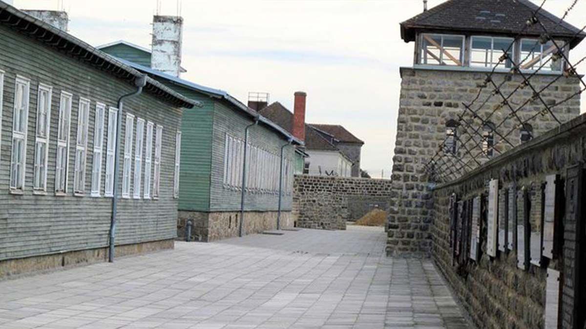 Campo de concentración de Mauthausen