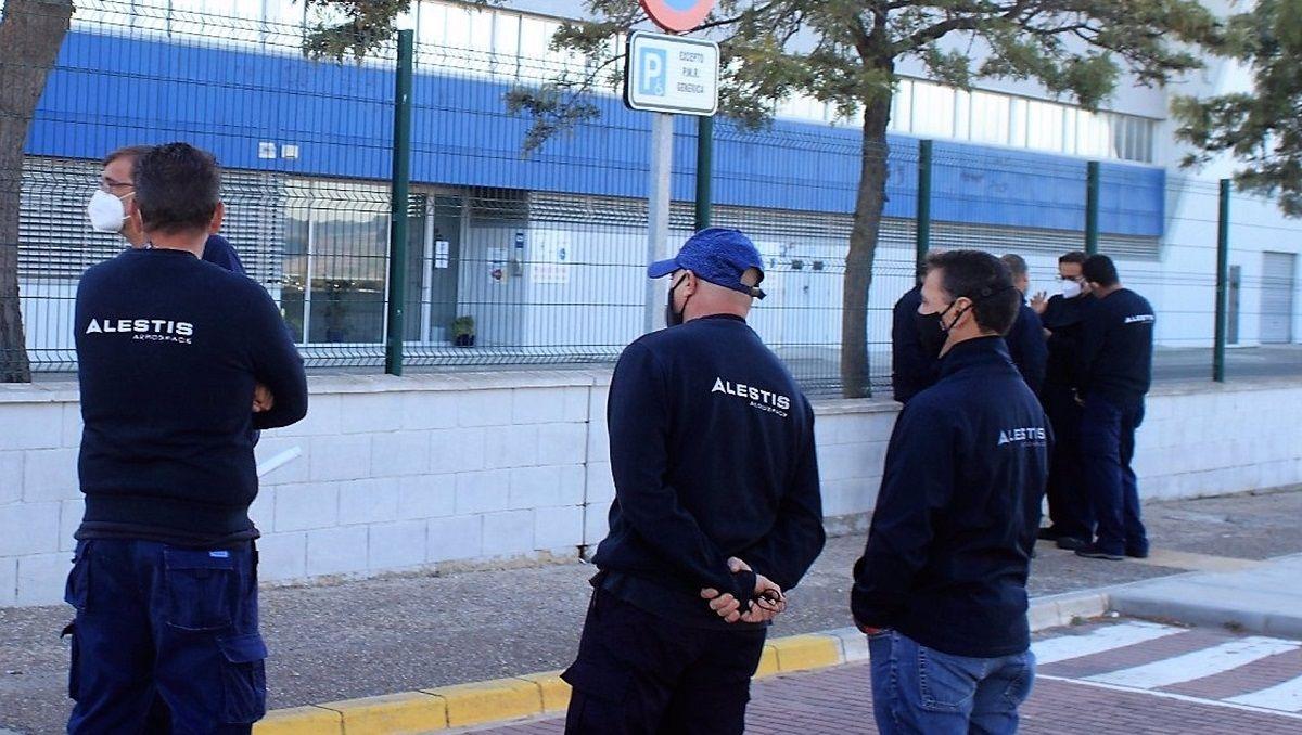 Alestis empresa trabajadores Cádiz