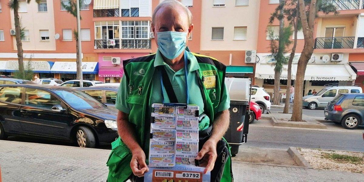 Diez cupones de la ONCE recaen en El Puerto de Santa María