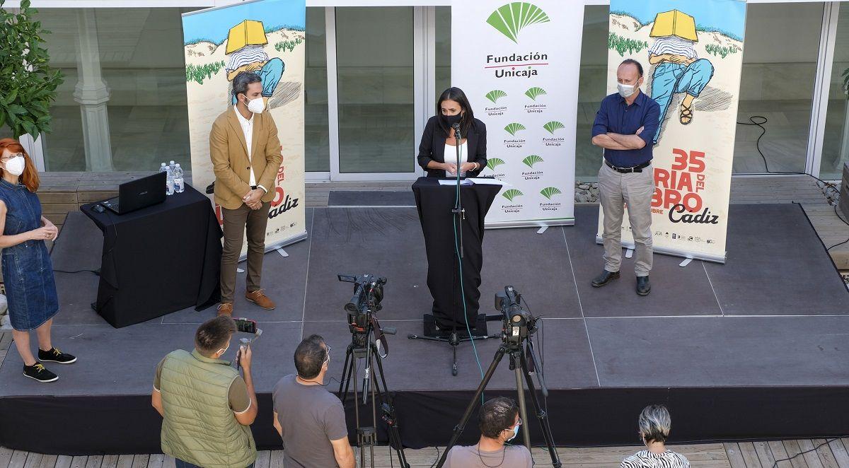 Feria Libro Cádiz programación