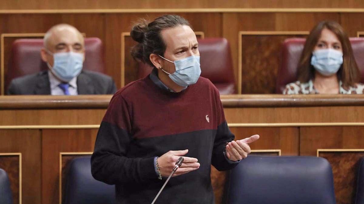 Pablo Iglesias disturbios ultraderecha