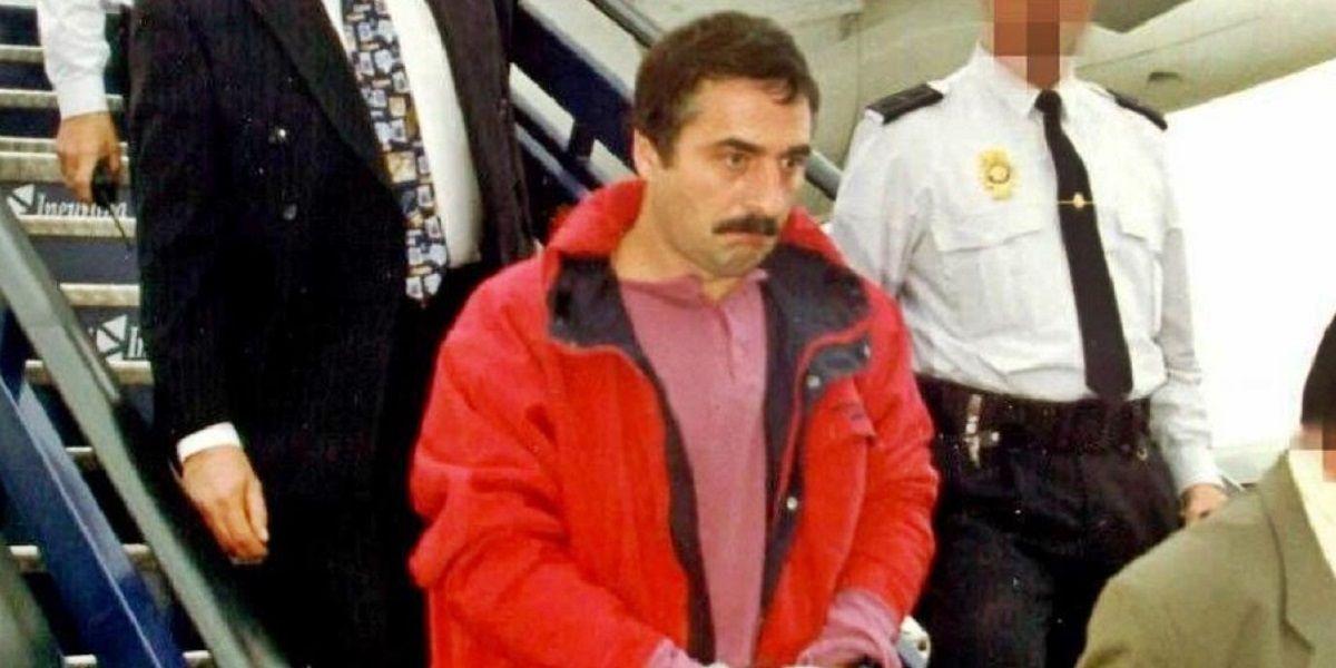 Iñaki de Lemona, miembro de ETA, condenado a 74 años de cárcel, no entrará en la cácer