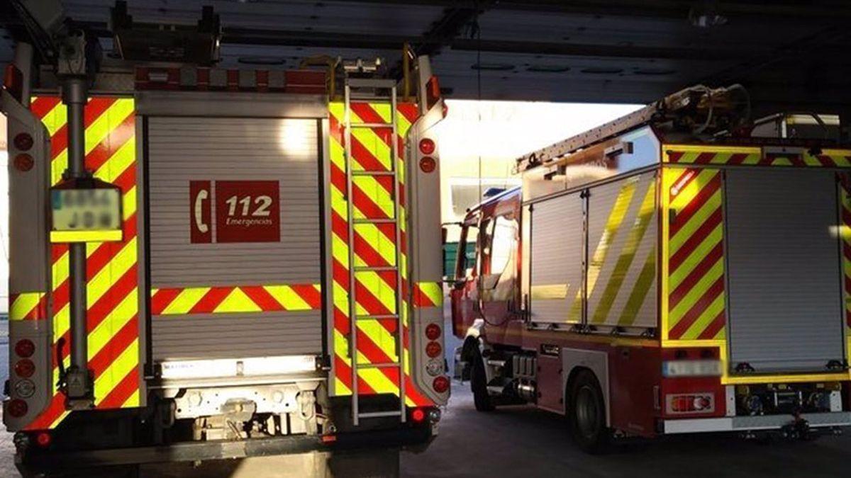 Desalojadas unas 40 personas por el incendio en un parador de Granada trabajador Benamahoma