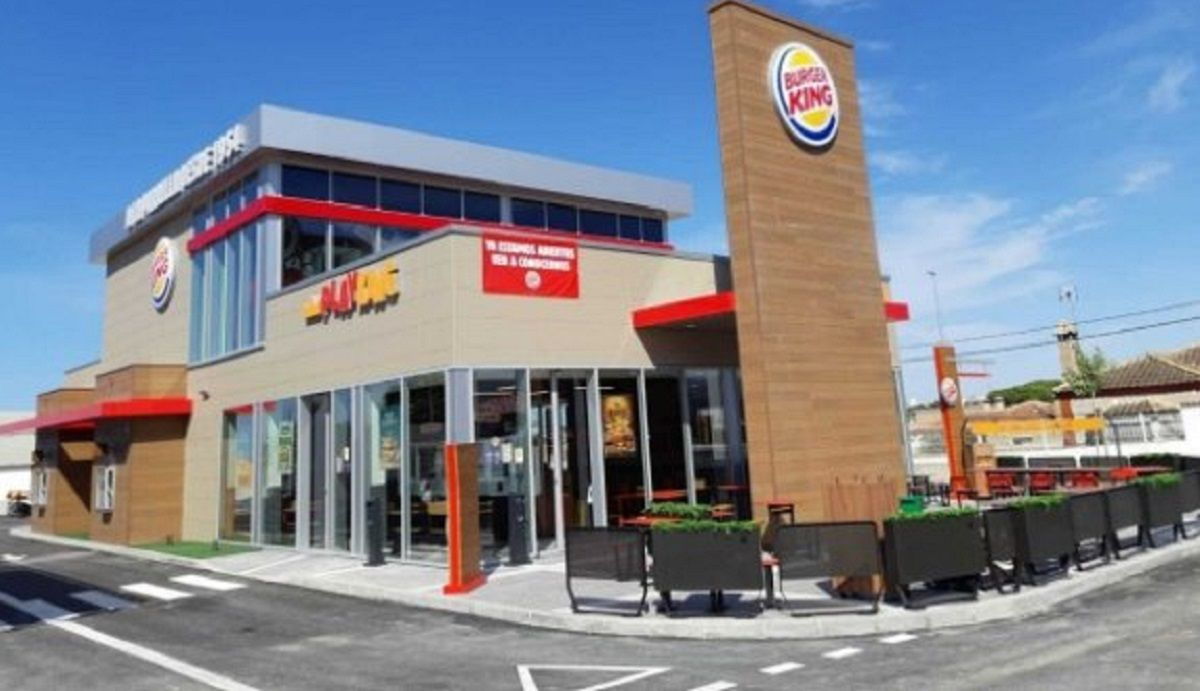 Chiclana Burger King