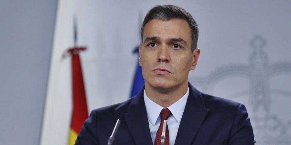 Pedro Sánchez, presidente del Gobierno, estado de alarma Madrid