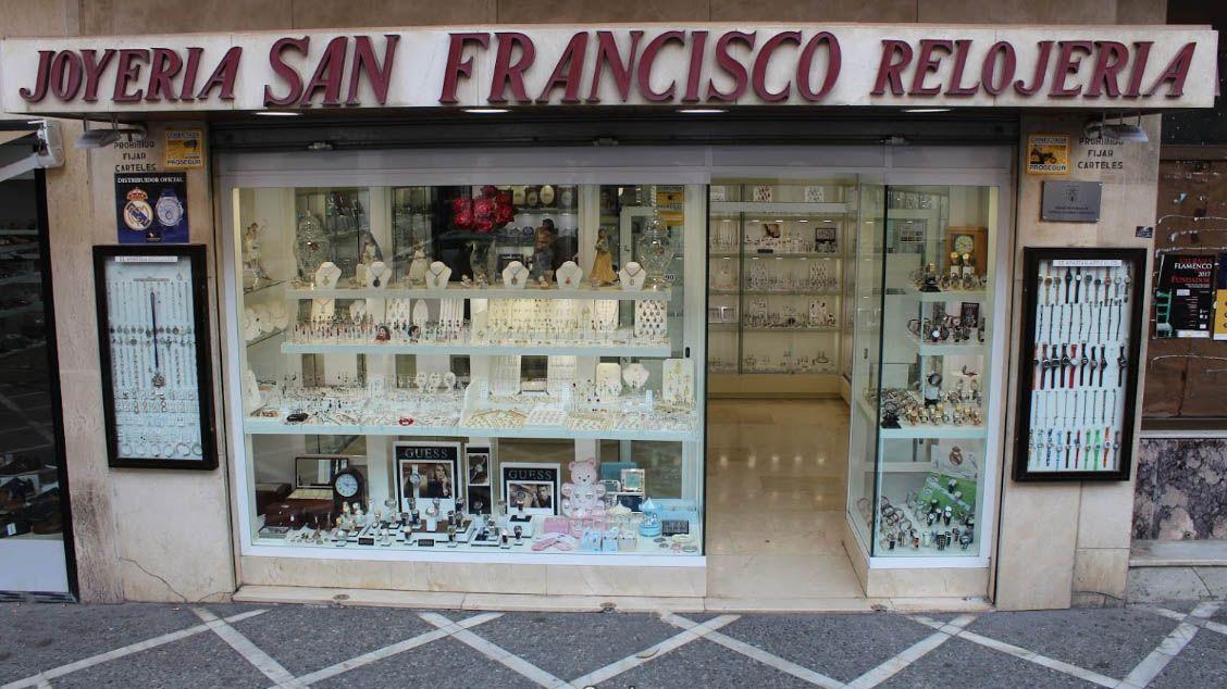 Joyería San Francisco Jerez