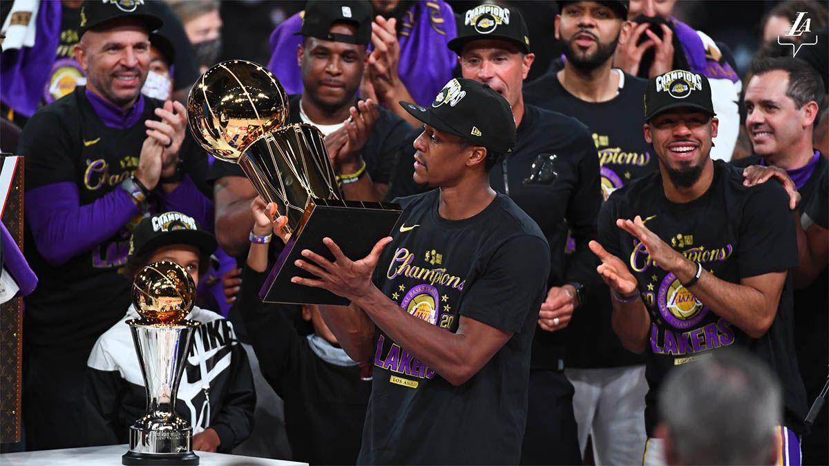 Lakers NBA Champions
