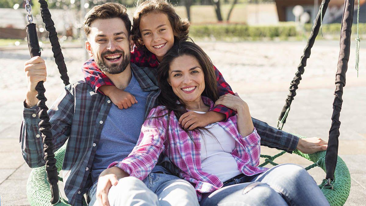 familia día días de fiesta festividades España 12 de octubre