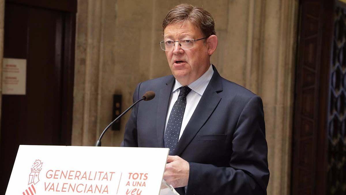 Ximo Puig presidente Generalitat