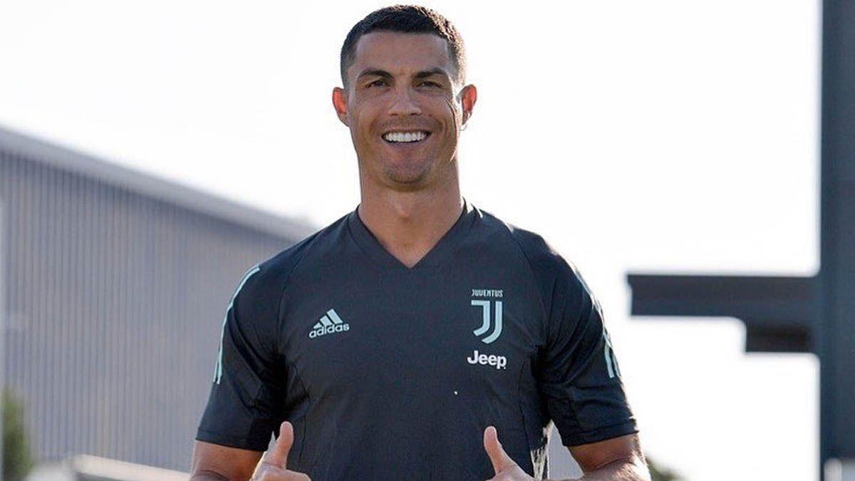 Cristiano Ronaldo Selección Coronavirus