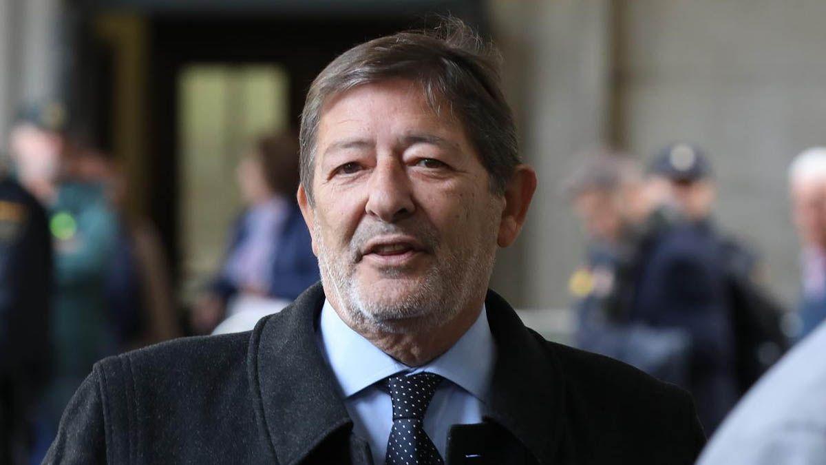 Francisco Javier Guerrero ERE cocaína PSOE
