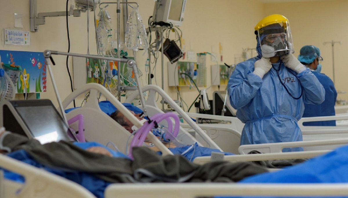 Coronavirus persona reinfectada hospitales Europa