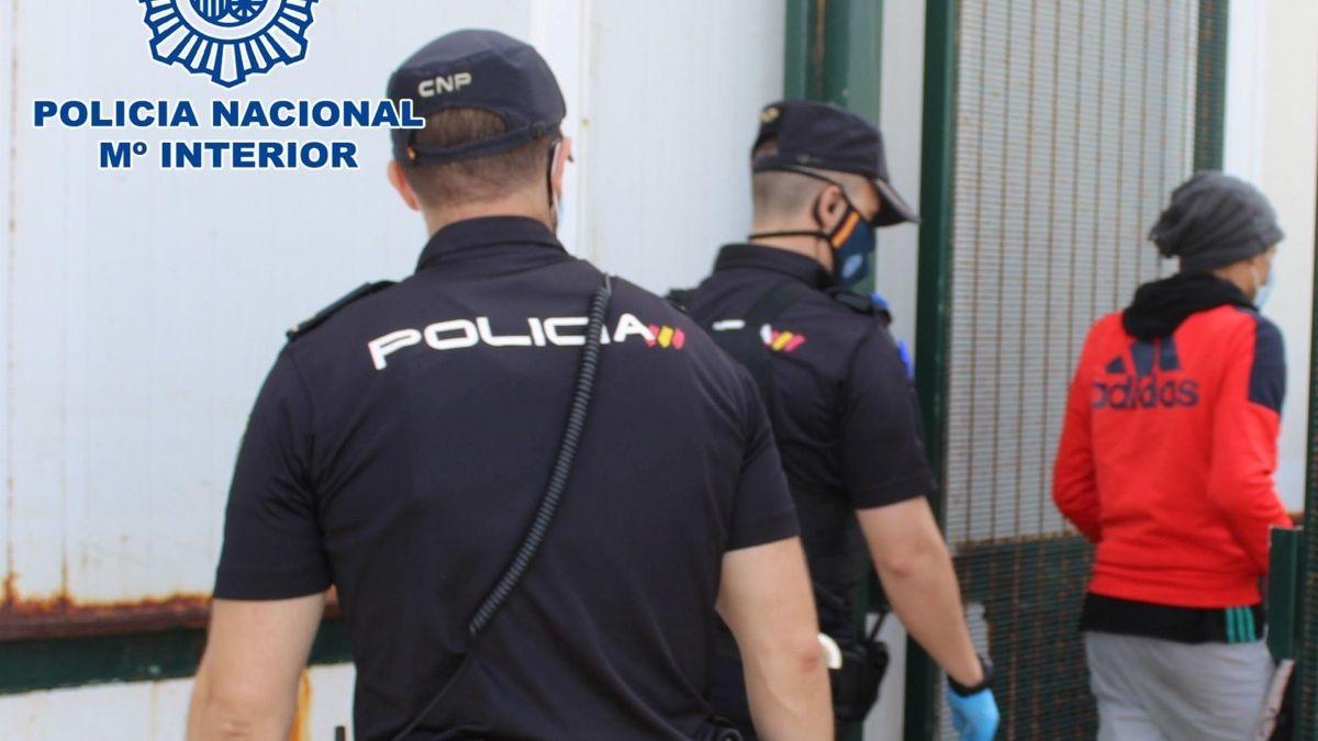 Sevilla coches Córdoba marihuana Algeciras empresario trabajadores extranjeros