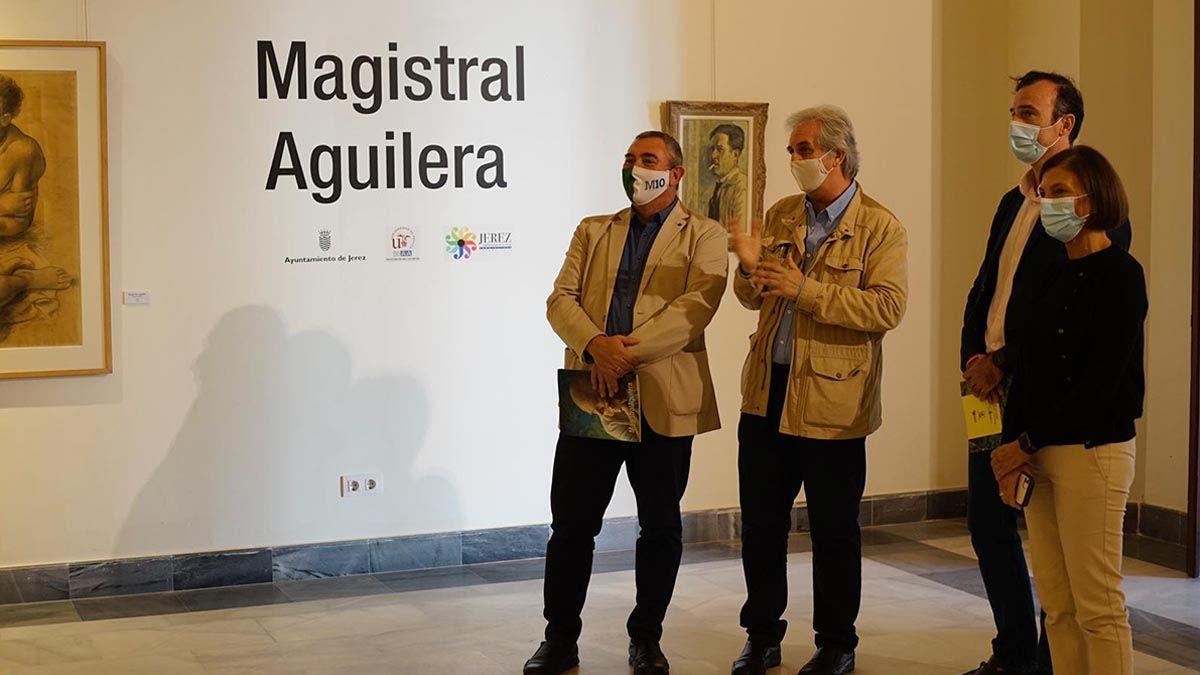 Jerez acoge una exposición dedicada a Miguel Pérez Aguilera