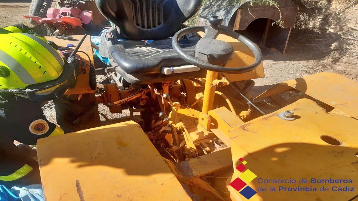 tractor Jerez