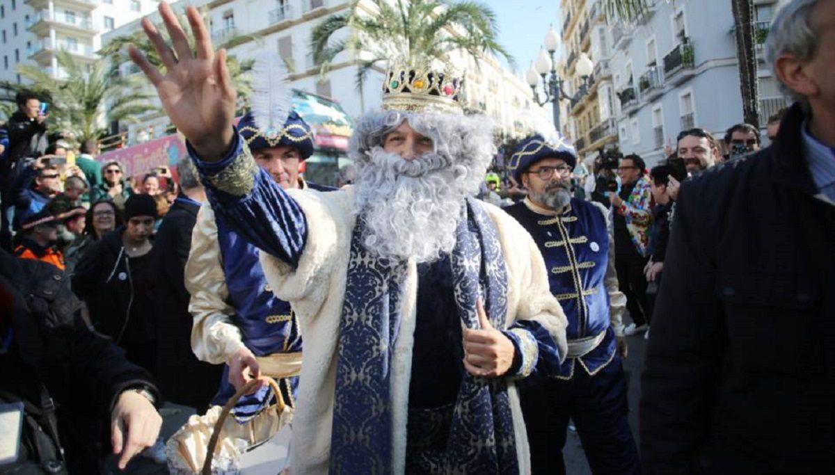 Cádiz Reyes Magos