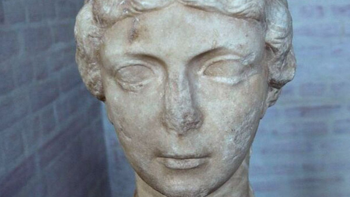 Busto Antonia Minor
