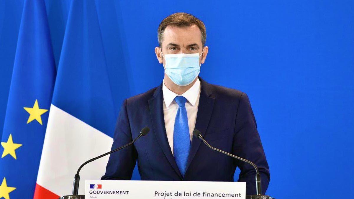 Investigan la casa del ministro de salud de Francia por la gestión de la pandemia
