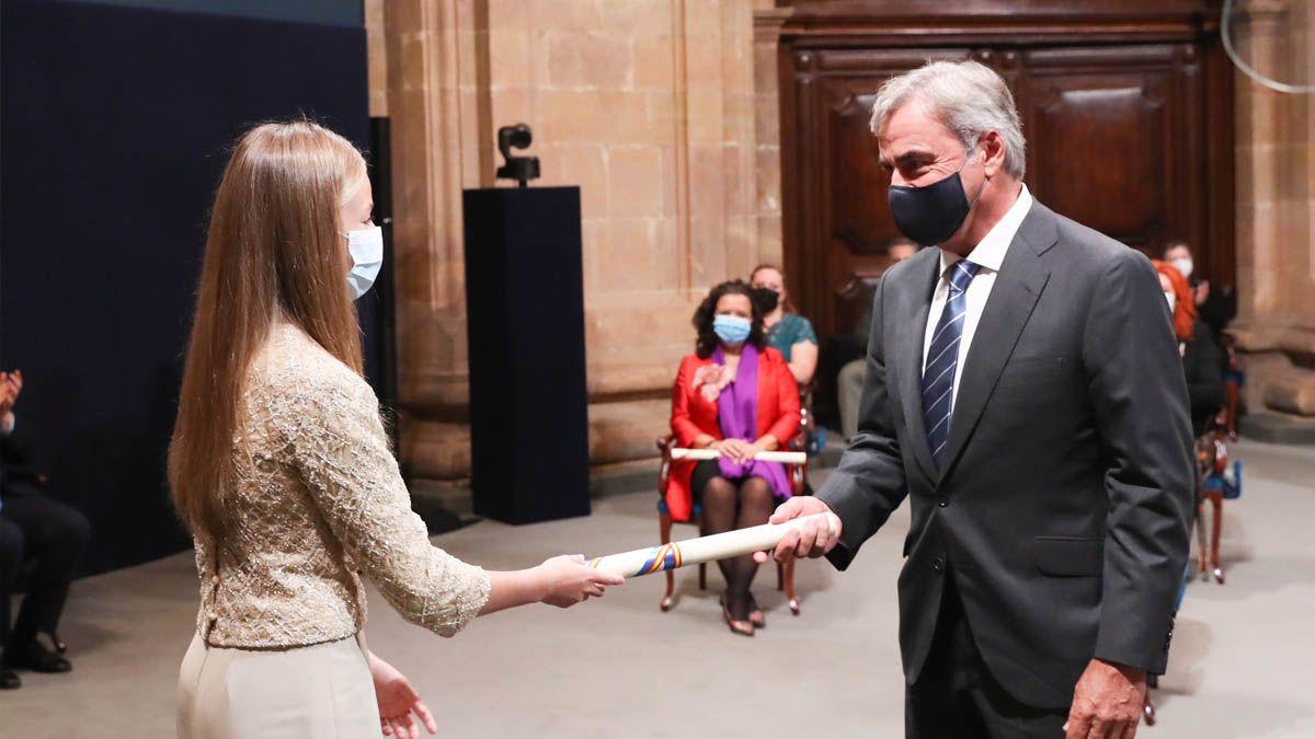 Premio Princesa de Asturias Leonor - Carlos Sainz