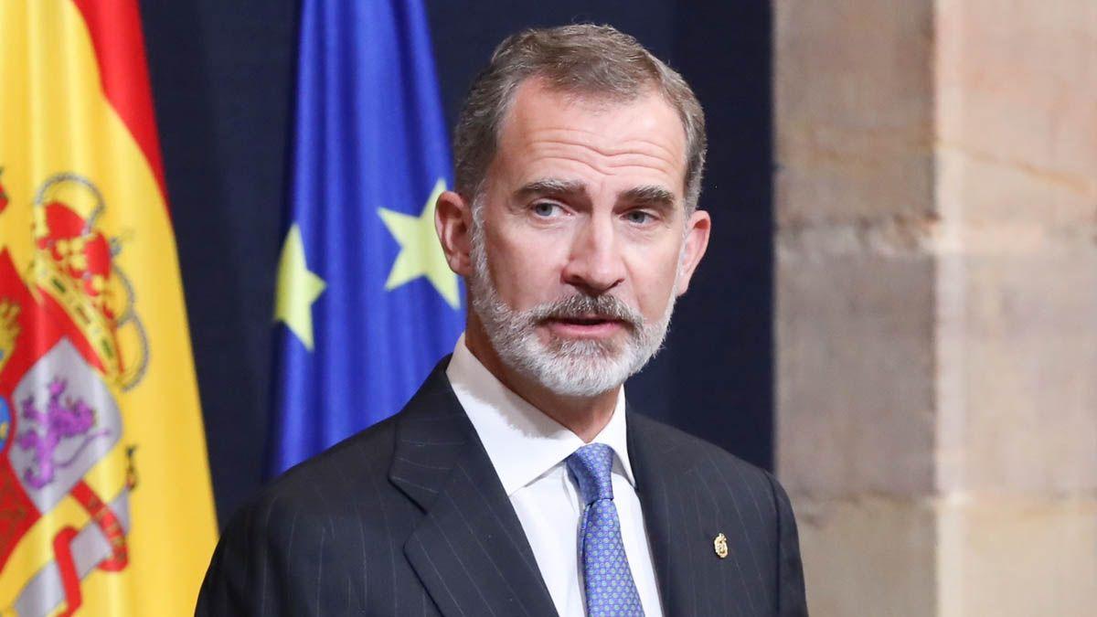 Rey Felipe VI - Premio princesa de Asturias