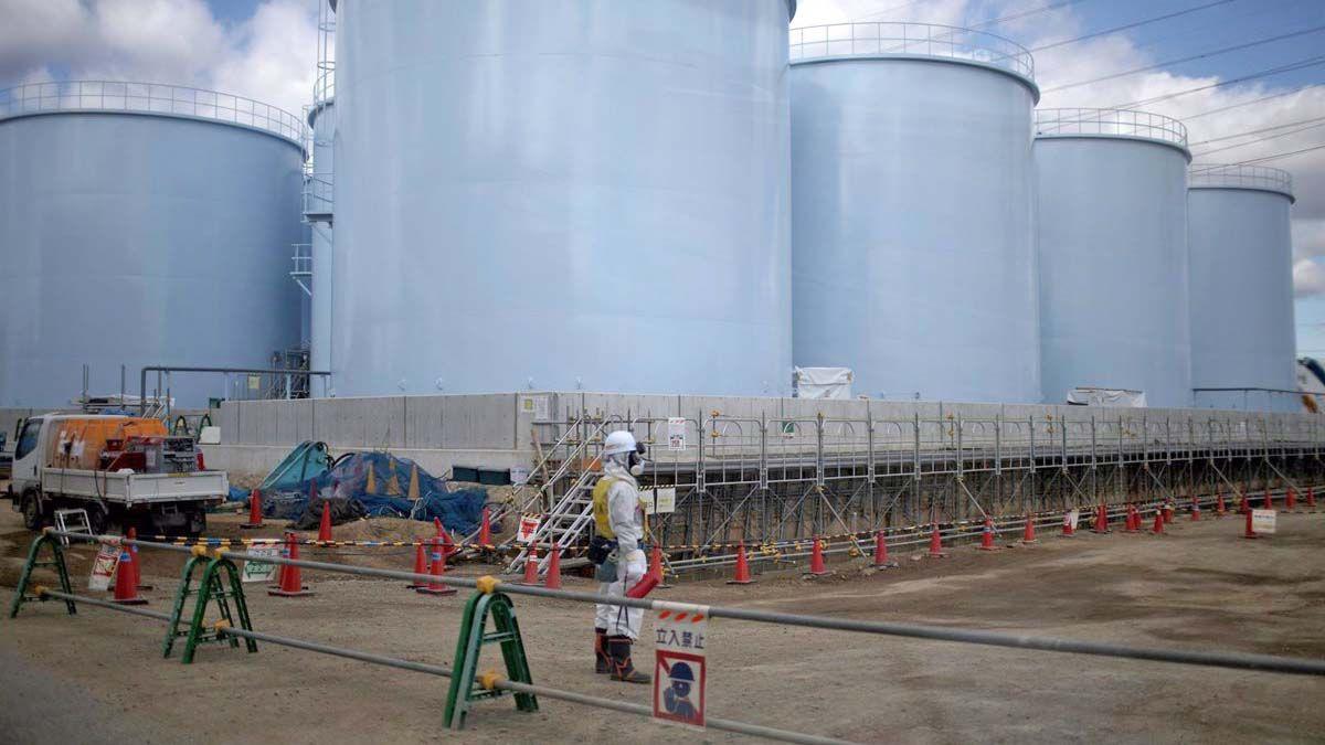 Agua radiactiva Fukushima