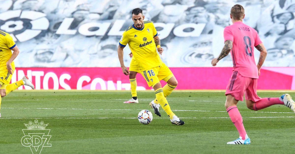 Álvaro Negredo Cádiz CF