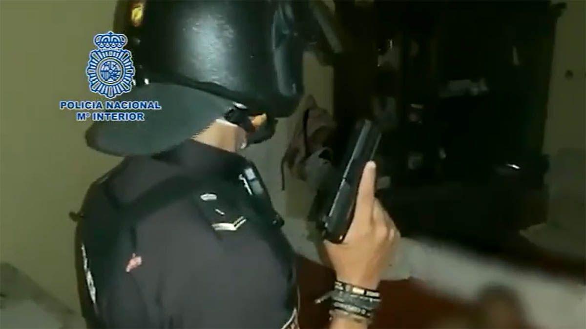 Policía Nacional inmigrantes Córdoba Sevilla