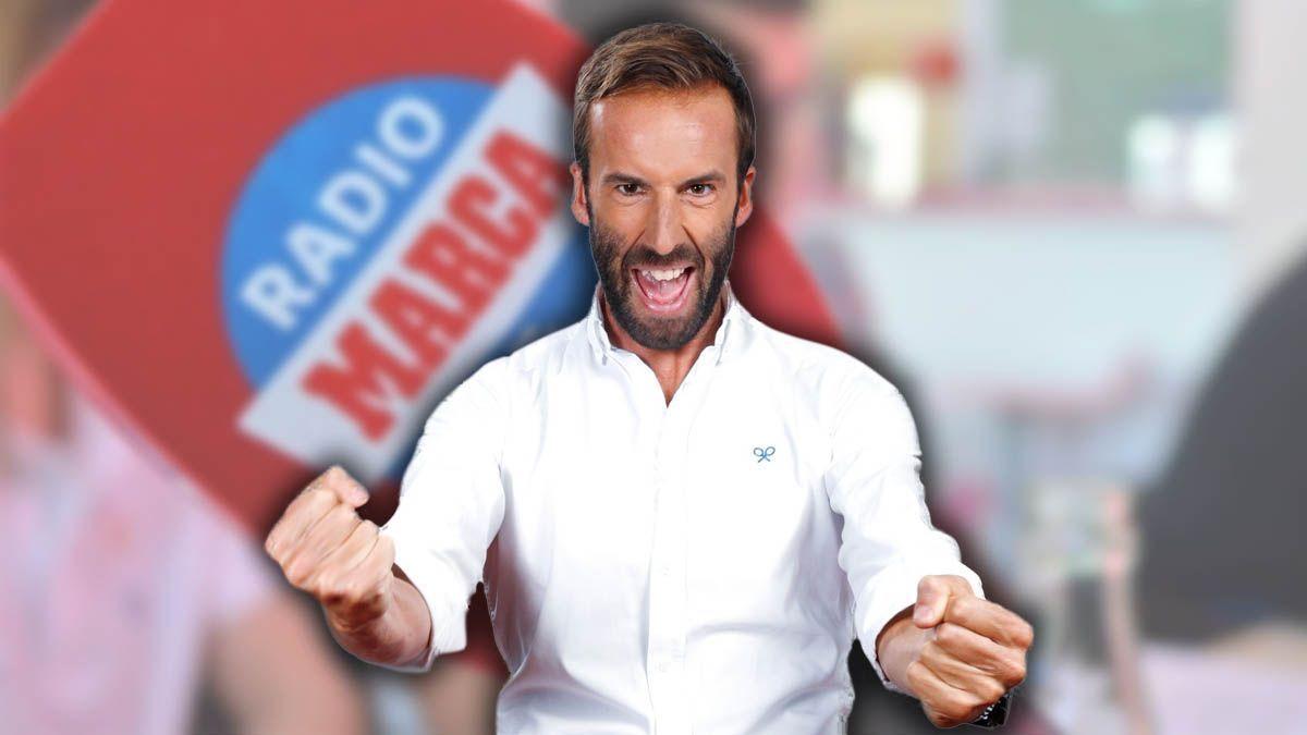 Álvaro Ojeda Radio Marca Antonio Lobato Maldini