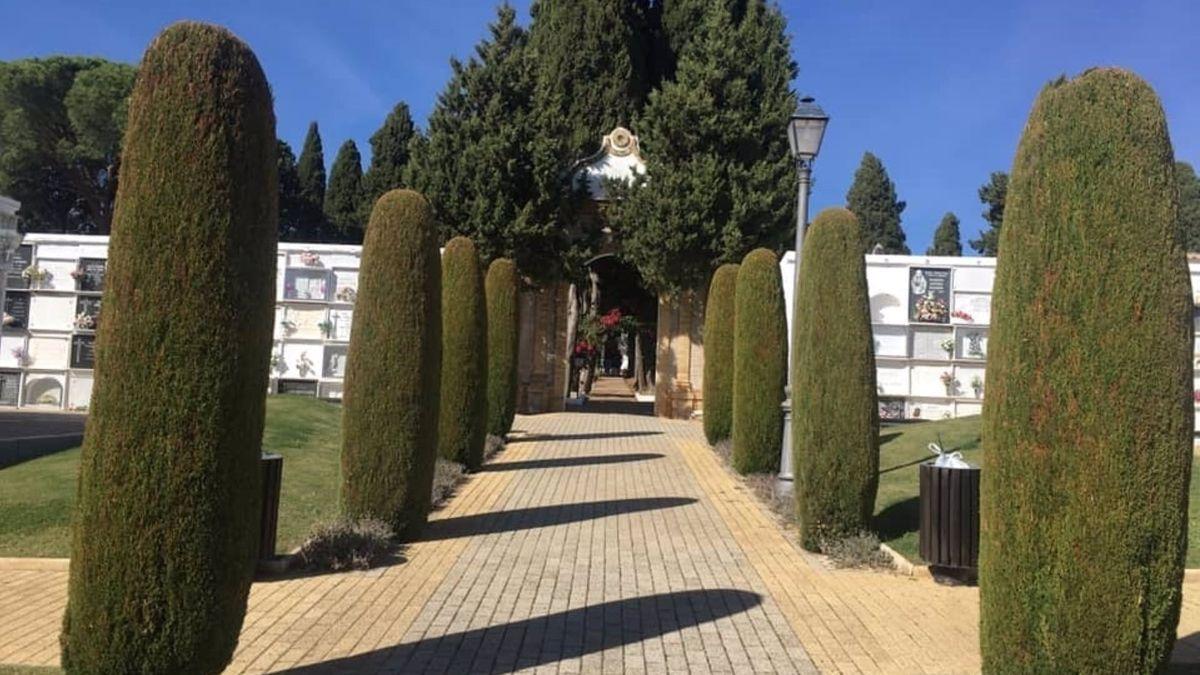 cementerio Valverde