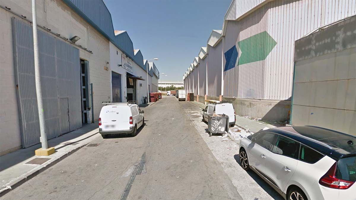 Calle la Iliada Málaga