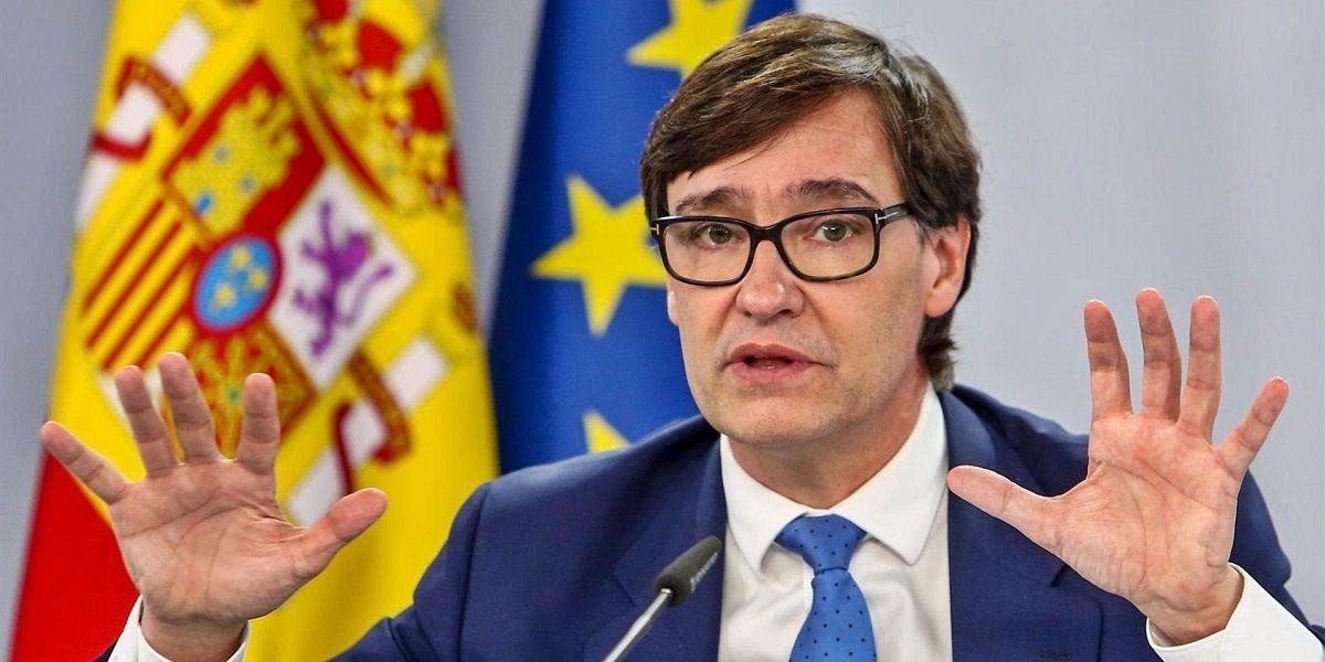Salvador Illa anuncia la compra de vacunas meses lucha