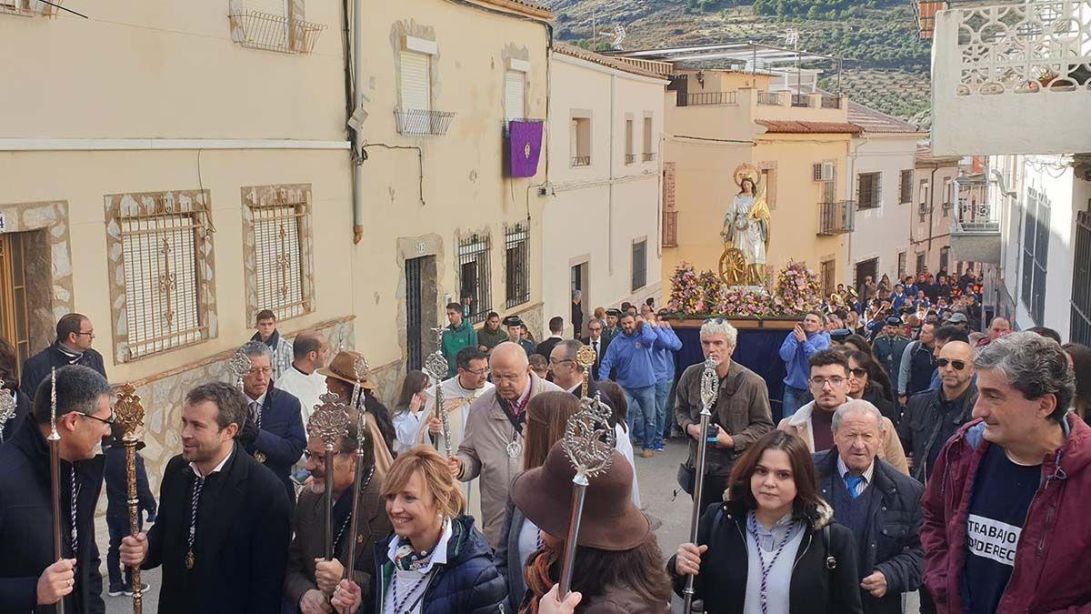 Romería Santa Catalina Jaén