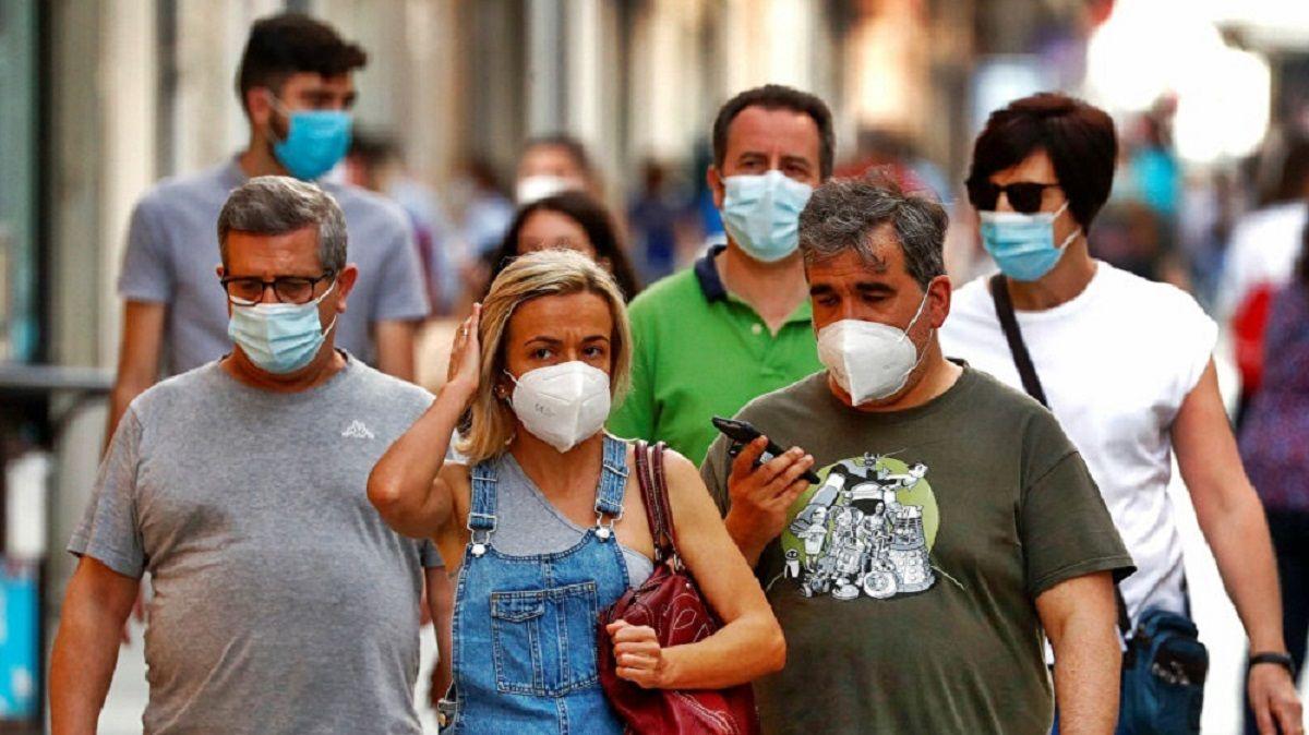 contagiados de Coronavirus en el mundo