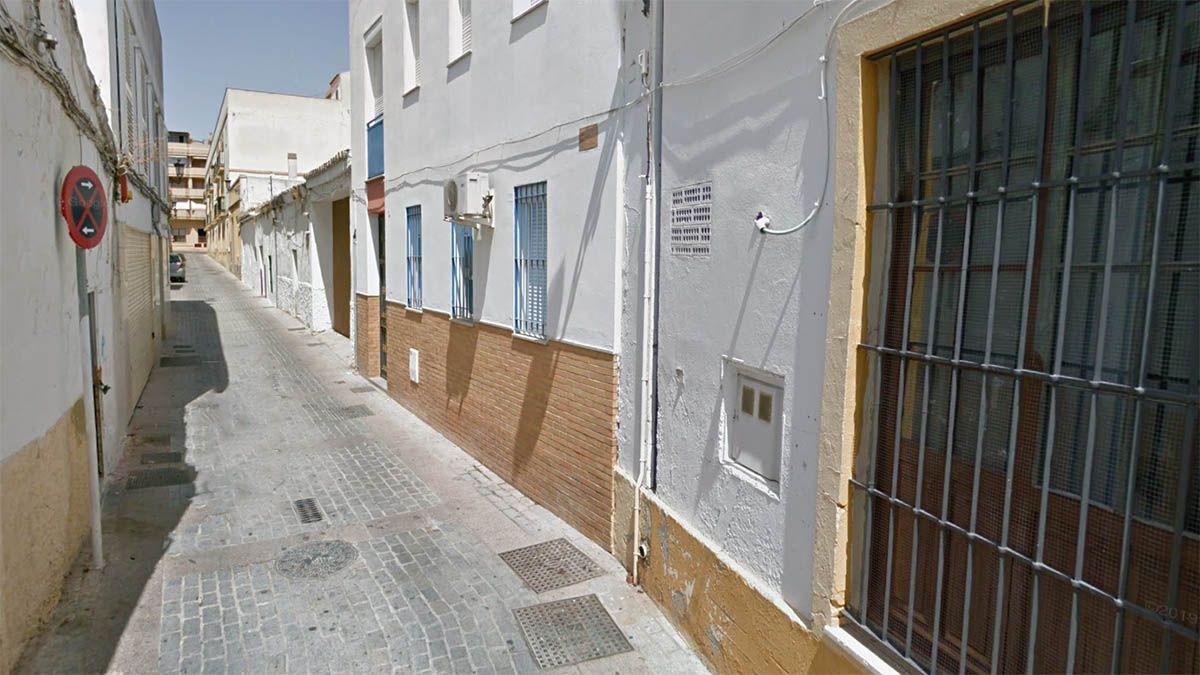 Calle Cantarería Jerez Policía