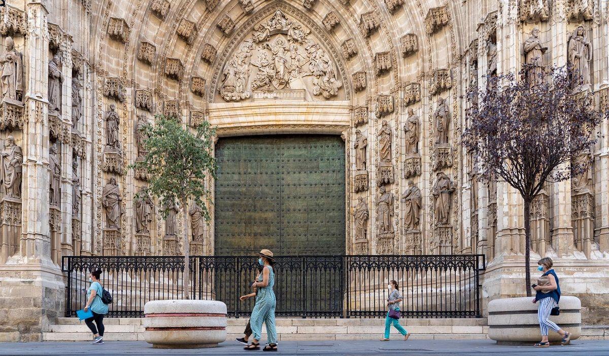 Junta, Sevilla, Córdoba, Jaén