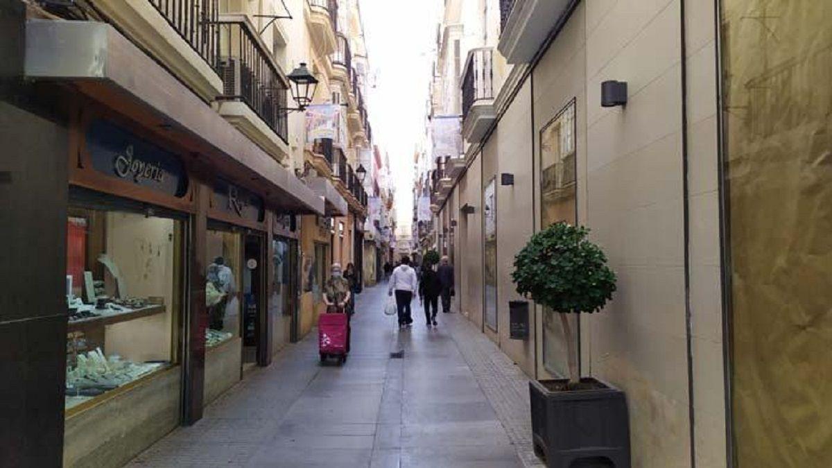 descuentos aparcamiento compras Cádiz