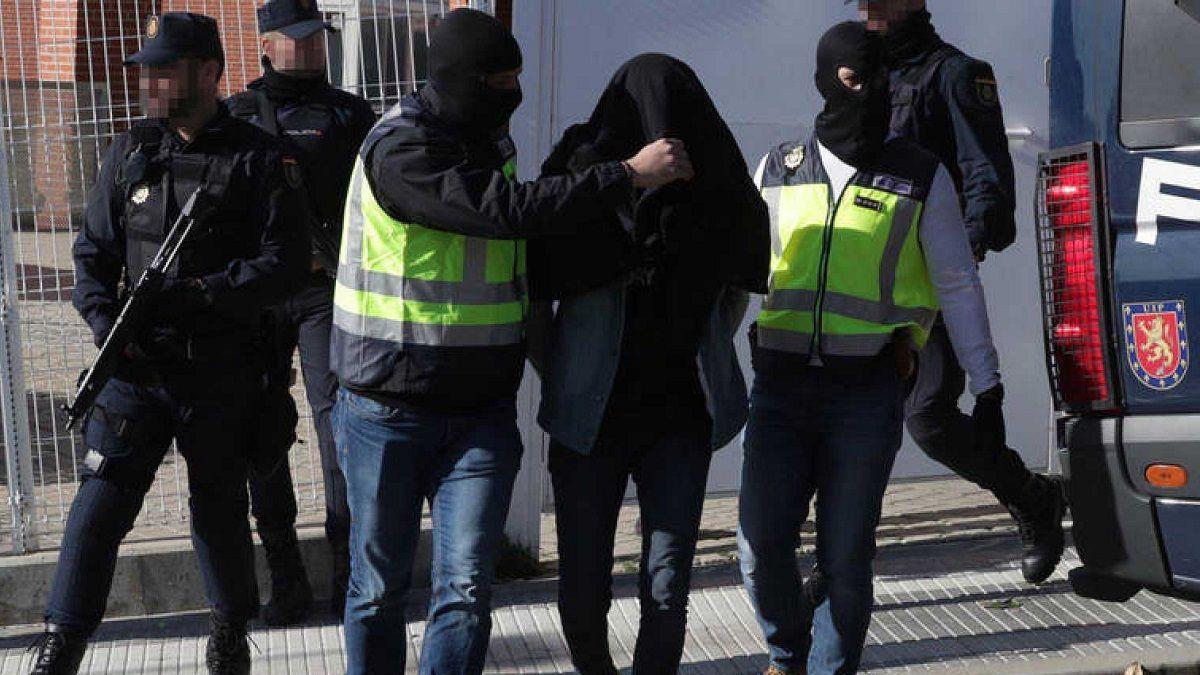 terrorista DAESH detención Alicante