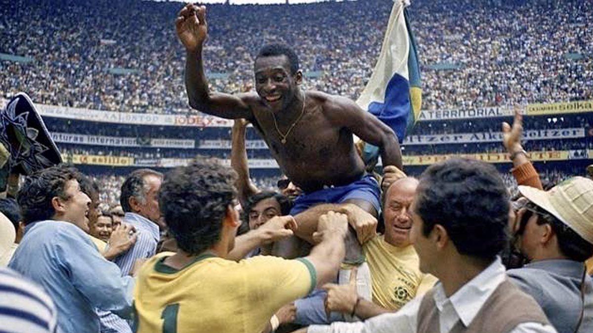 Pelé Brasil 80 años